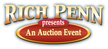 Rich Penn presents An Auction Event (home page)